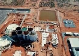 mine site north of western australia